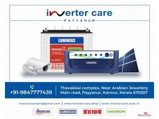 Best Microtek Inverter Dealers Padiyottuchal Padichal pariyaram Pilathara Pazhayangadi Matool puthiyangadi