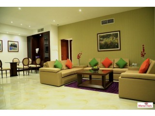 1 BR, 1000 ft² – FULLY FURNISHED 1BHK NEAR LAMCY PLAZA