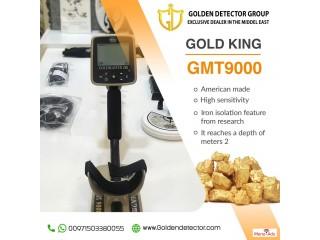 GMT 9000 gold ore detector in Iran