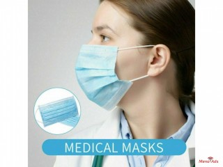 Medical Surgical Mask Disposable Elastic MASKS STOCK