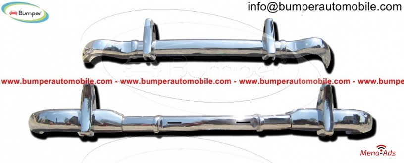 mercedes-w190-sl-bumper-1955-1963-by-stainless-steel-big-0