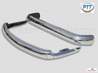 Volkswagen Bus type 2 early bay model bumpers 1968-1972