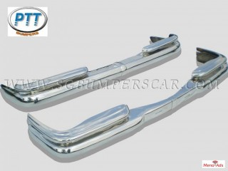 Mercedes Benz W111 Coupe bumpers