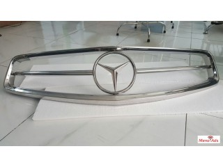 Mercedes Benz W113 type Pagoda grill
