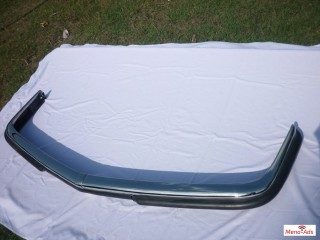 Mercedes benz W107 stainless steel bumpers full set