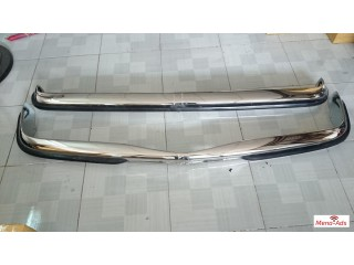 Mercedes Benz W115 Sedan bumpers