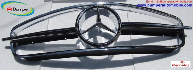 mercedes-w190sl-grill-1955-1963-by-stainless-steel-big-0