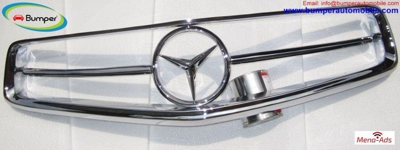 mercedes-w113-grill-1963-1971-by-stainless-steel-big-0