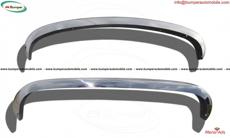vw-type-3-bumper-1970-1973-in-stainless-steel-big-0
