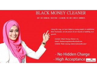 Black Money Cleaner