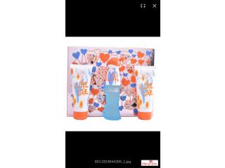 Moschino Cheap And Chic I Love Love Eau De Toilette Vaporisateur 50ml Coffret 3 Produits