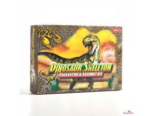 Jeu de Paléontologie pour Enfants