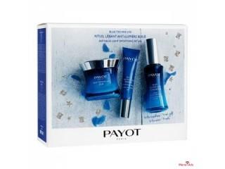 Payot Blue Techni Liss Jour 50ml Coffret 4 Produits