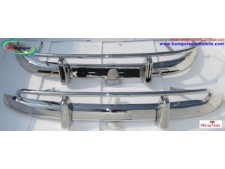 Bumpers of volvo PV 544 US type (1958-1965)