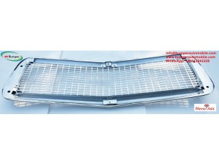 Volvo PV 544 Front Grill by stainless steel