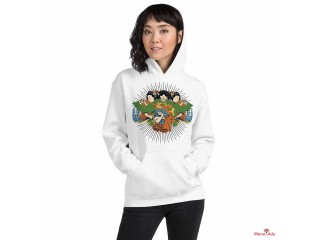 Sweat-shirt à capuche Famille samouraï