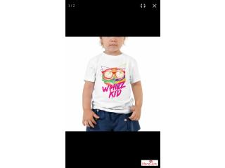 T-shirt bébé whizz kid