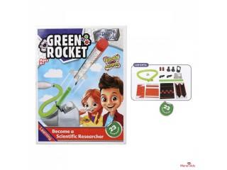 Jeu éducatif Green Rocket