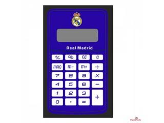 Calculatrice Real Madrid C.F. Bleu Blanc