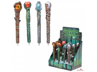 Fantasy Claws and Crystals Novelty Pen (1unité)