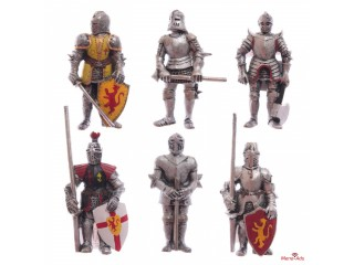 Novelty Medieval Knight Magnets