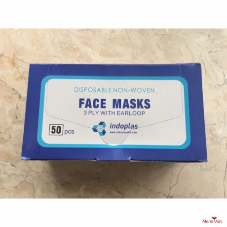 good-quality-surgical-disposable-medical-3ply-non-woven-face-mask-big-0