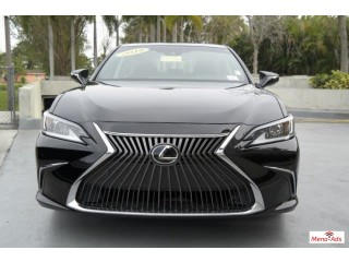 Used 2019 Lexus ES 350 FWD 4D Sedan