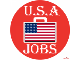 Now hiring in USA, Work abroad in USA