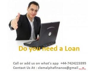 Assalamualaikum We give guarantee loan to people