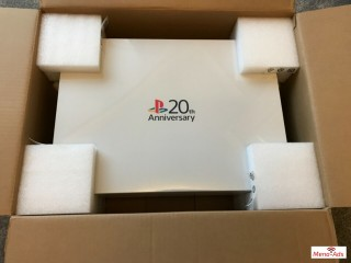 PLAYSTATION 4 20th Anniversary - LIMITED EDITION - PS4 Console - PAL - 500 GB