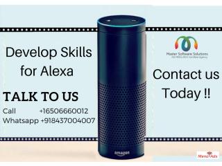 Alexa Skill Development Company