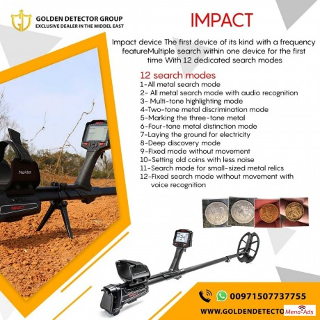 nokta-impact-metal-detector-for-sale-big-0