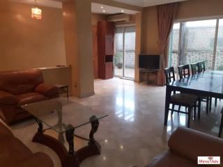 Appartement on location meuble de 180 m a Les princesse