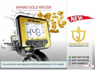 Makro Gold Kruzer metal detector new 2020