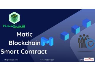 Matic Smart Contract Development