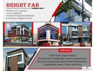 Leading ACP Cladding Works Muvattupuzha Kothamangalam Edappally Kakkanad Palarivattom Kaloor