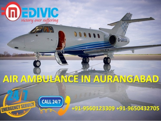 gain-ultimate-and-finest-air-ambulance-services-in-aurangabad-by-medivic-big-0