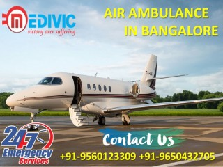 Utilize Hi-fi Healthcare by Medivic Air Ambulance Services in Bangalore