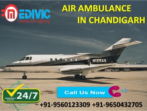 avail-most-reliable-icu-care-by-medivic-air-ambulance-services-in-chandigarh-big-0