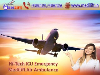 Best ICU Setups Emergency Air Ambulance in Ranchi at Reducing Cost