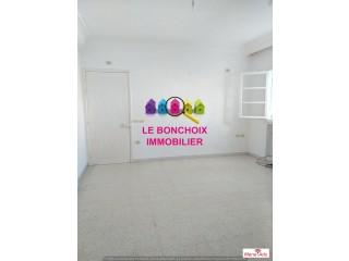 Etage De Villa S+2 A Louer A Sahloul 3 - Sousse