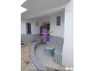 Rez De Chaussée S+2 à Louer A Sahloul 3 - Sousse