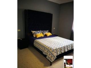 Appartement s1 meublé par nuitée à l aouina cite wahat