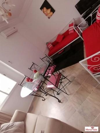 location-annuelle-etage-de-villa-s1-meuble-dans-une-zone-calme-et-securise-big-2